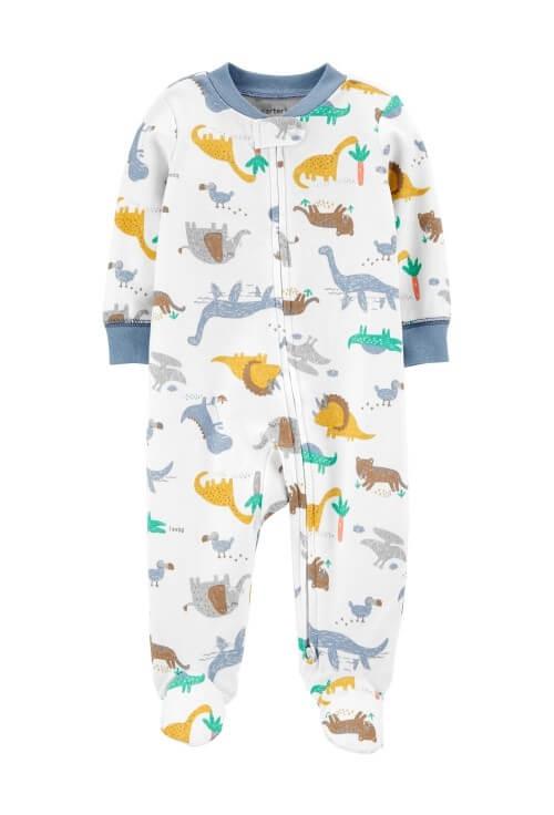 Pijamale cu fermoar
