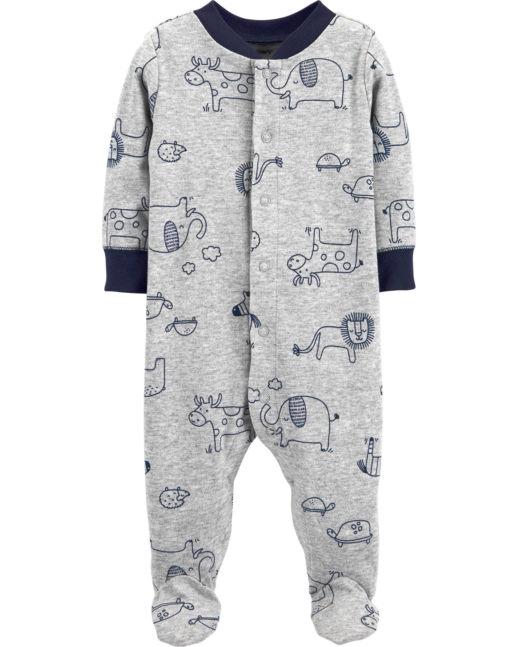 Carter's Pijama Animale imagine