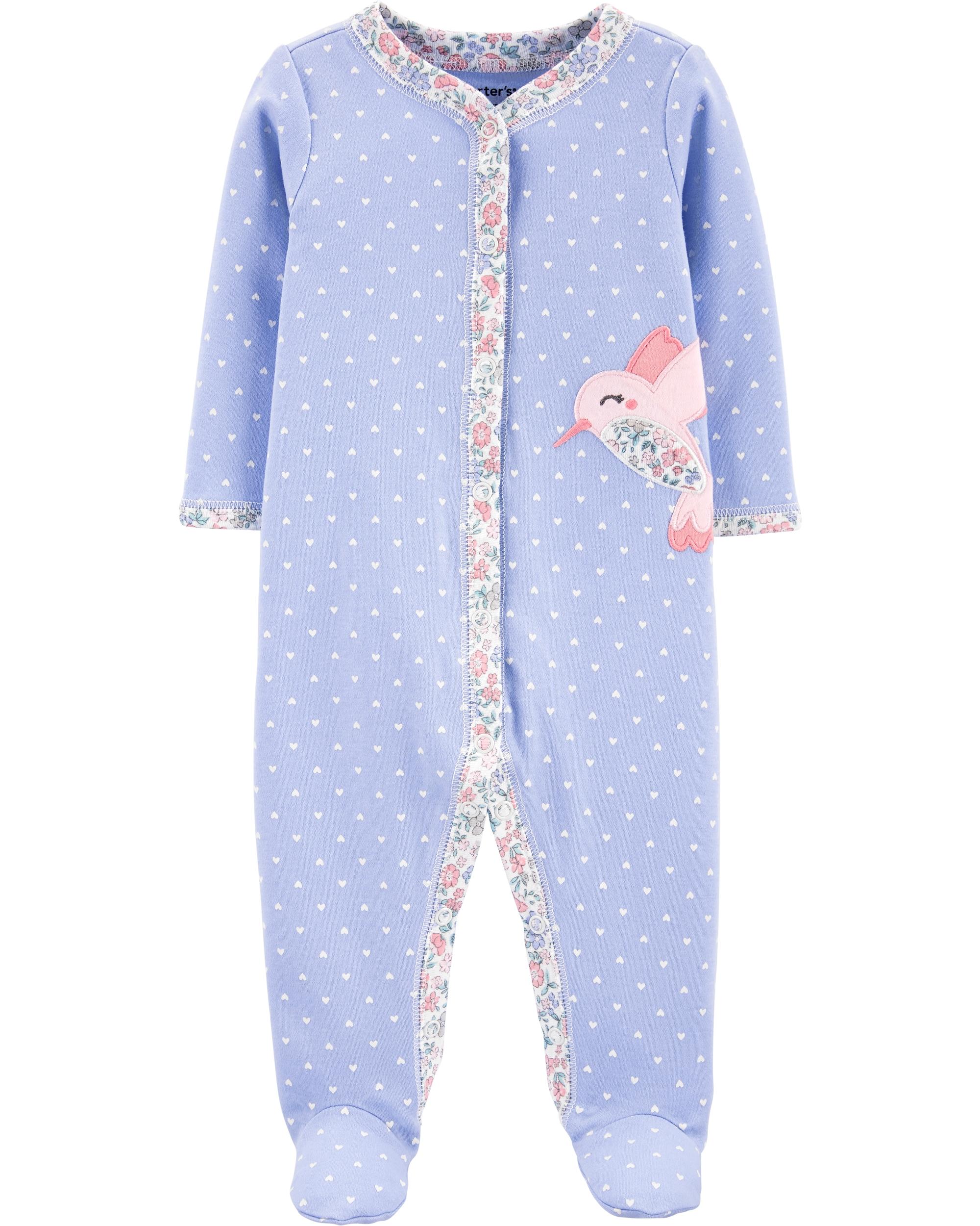 Carter's Pijama Colibri imagine