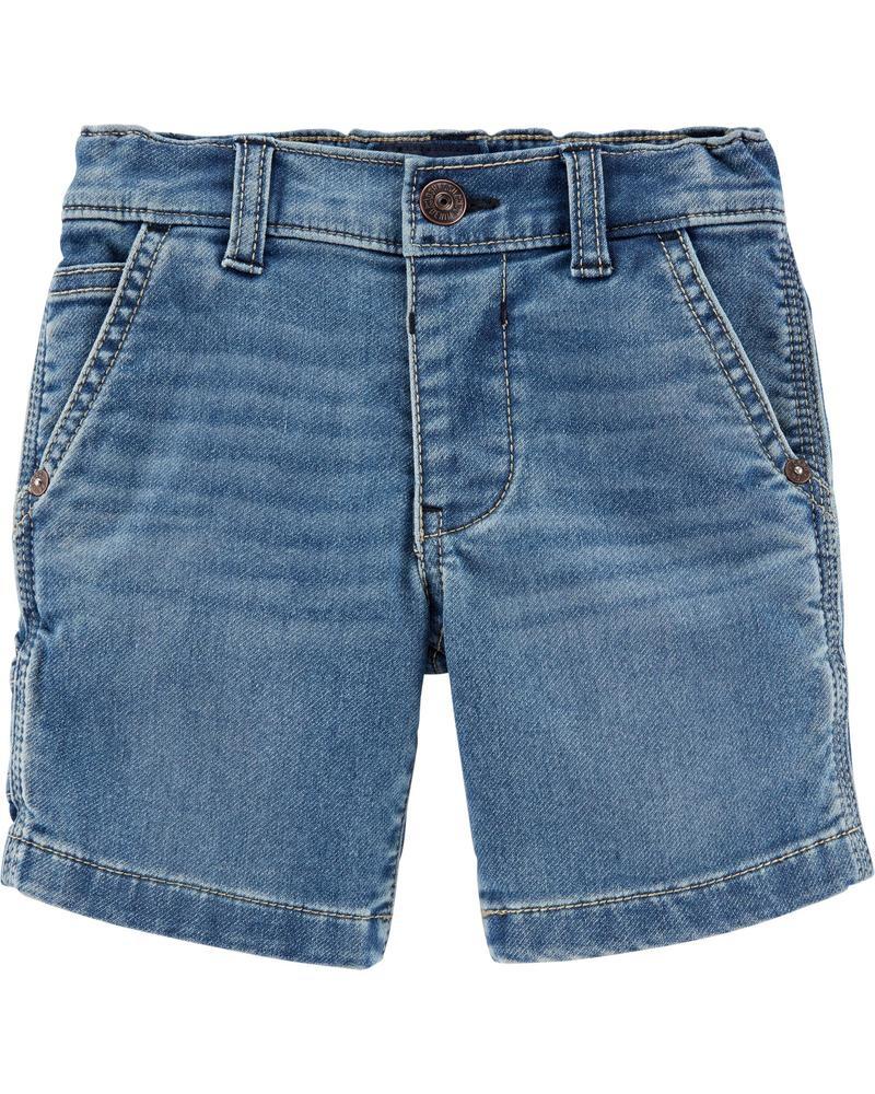 Oshkosh Pantaloni scurți denim imagine