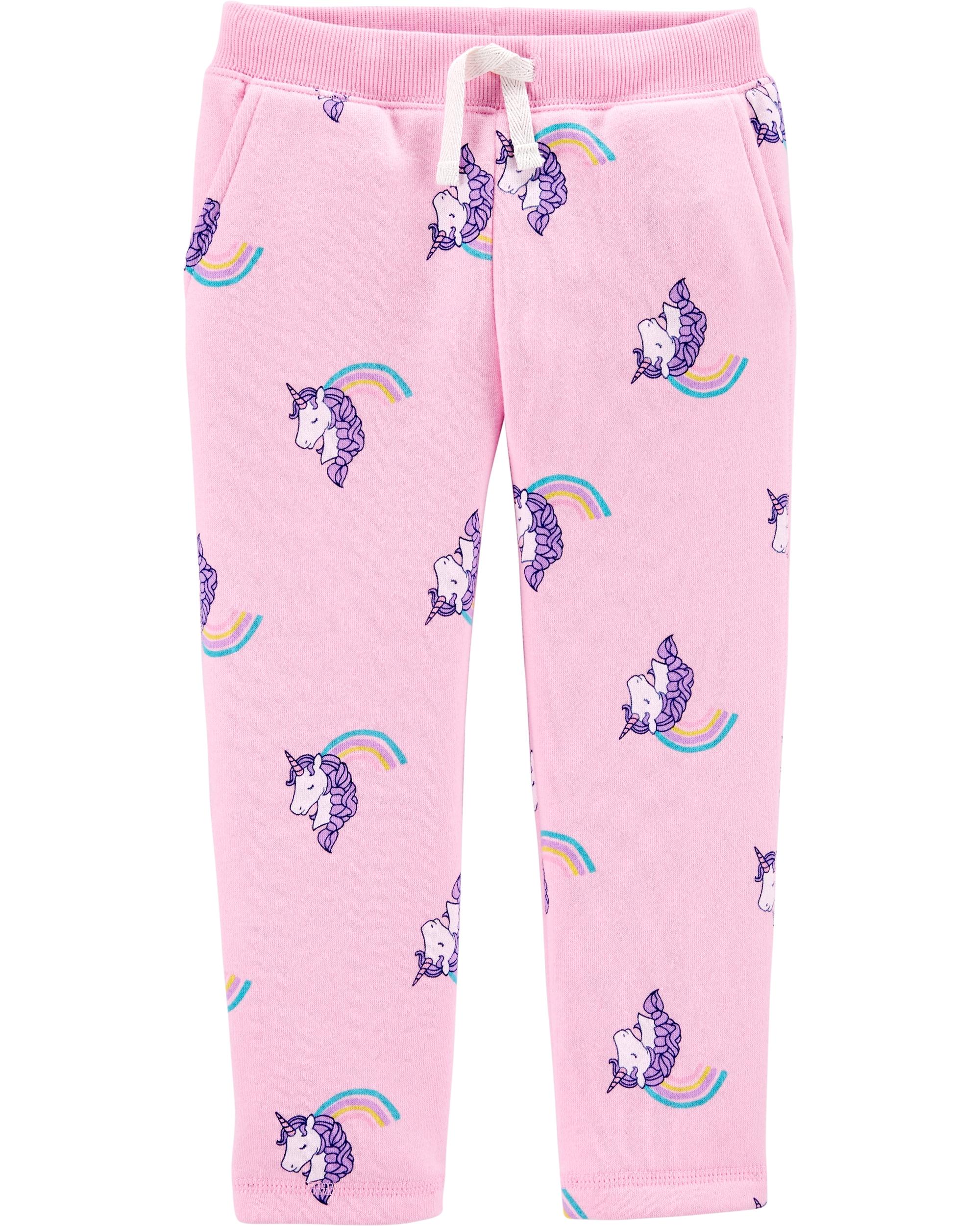 Oshkosh Pantaloni cu Unicorn imagine