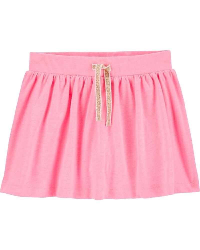 Oshkosh Fustita-Pantalon Roz neon imagine