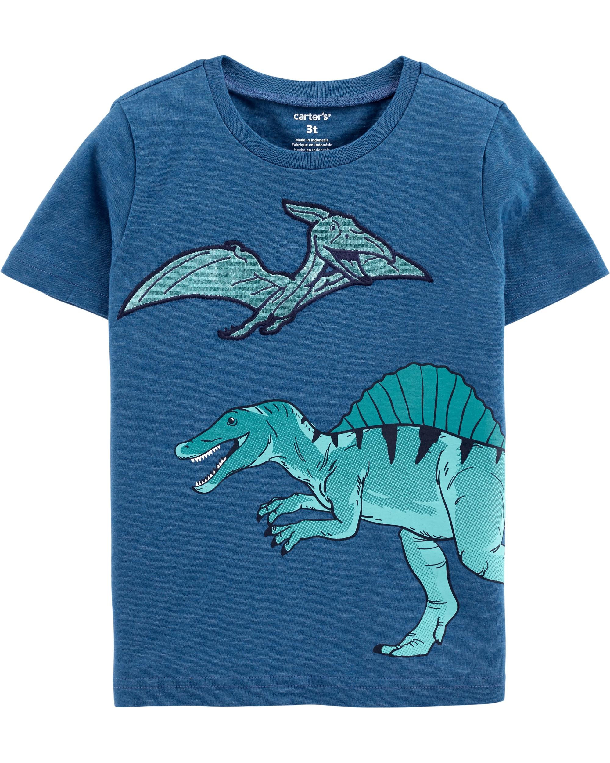 Carter's Tricou Dinozauri imagine