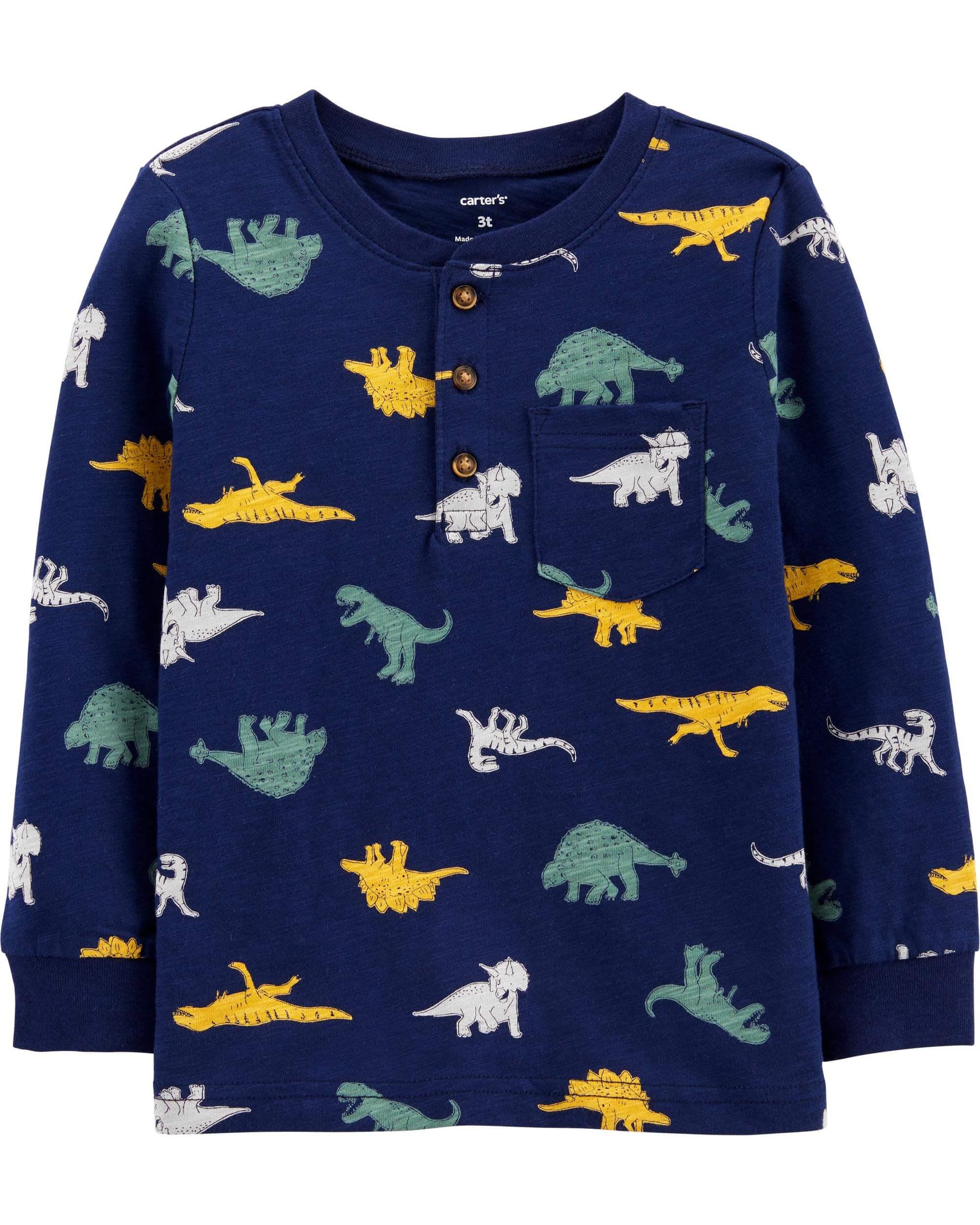 Carter's Bluza Dinozauri imagine