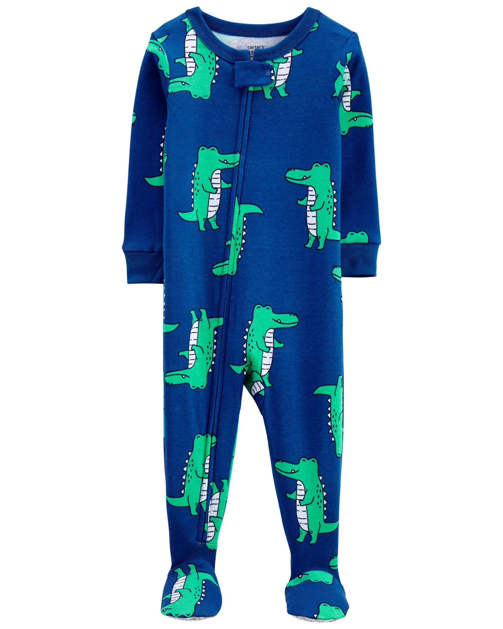 Carter's Pijama Crocodil imagine