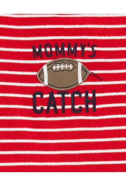 Carter's Set 3 piese Sport, pantaloni, top si body