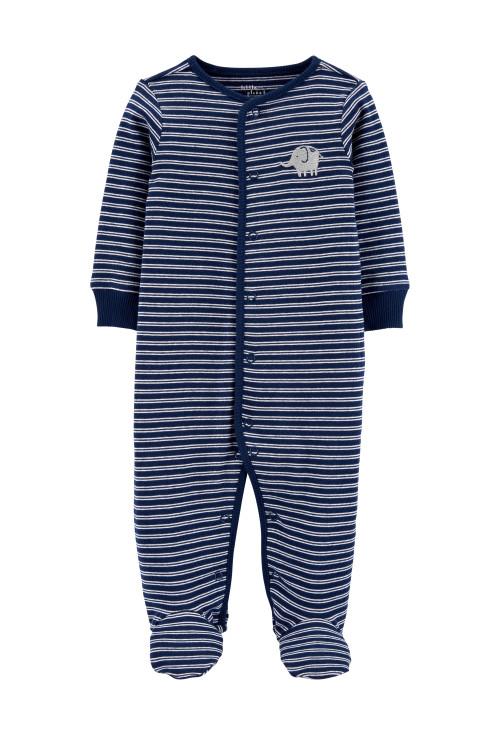Carter's Pijama Elefant 100% Bumbac Organic