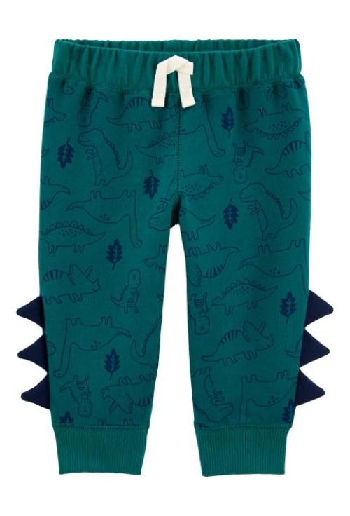 Carter's Set 2 piese body si pantaloni Dinozauri
