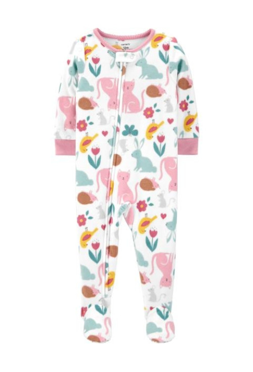 Carter's Pijama fleece Animale