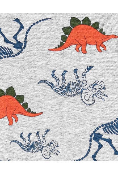 Carter's Set 2 piese body si pantaloni Dinozaur