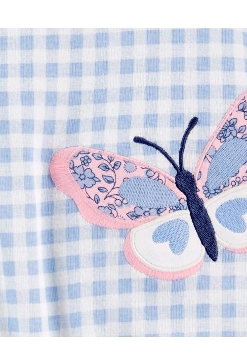 Carter's Salopeta de vara Fluture