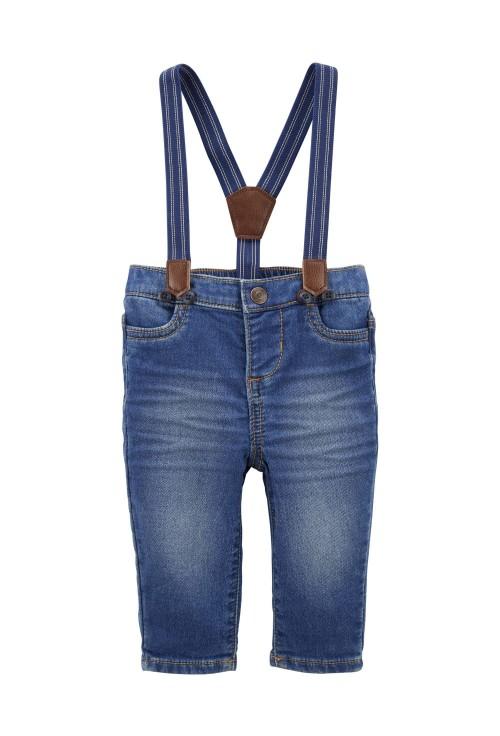OshKosh Jeans cu bretele