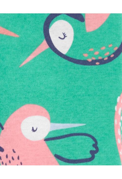 Carter's Pijama cu fermoar Colibri