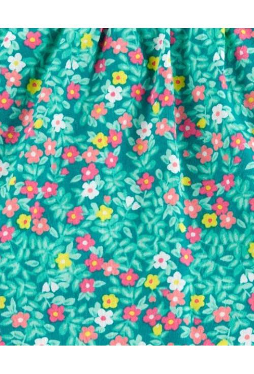 Carter's Body tip rochita cu flori