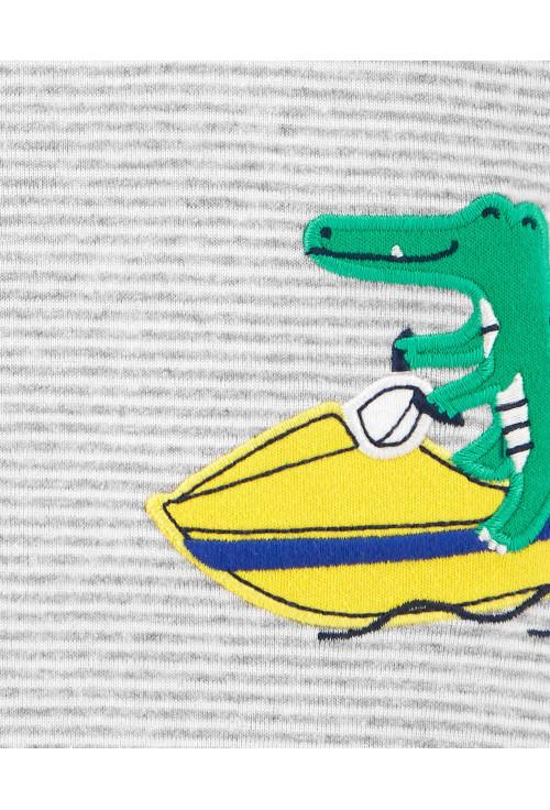 Carter's Salopeta Aligator