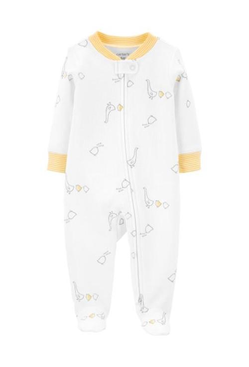 Carter's Pijama cu fermoar reversibil Ratuste