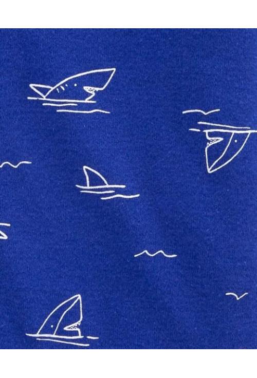 Carter's Pijama cu fermoar Rechini