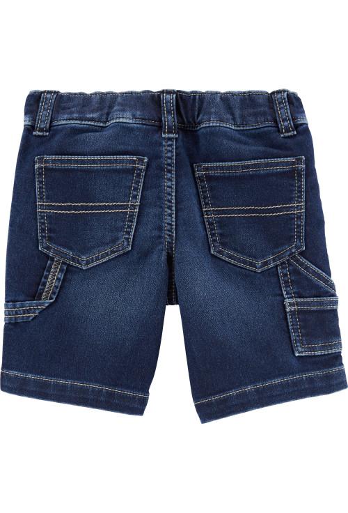 Oshkosh Pantaloni scurți denim indigo