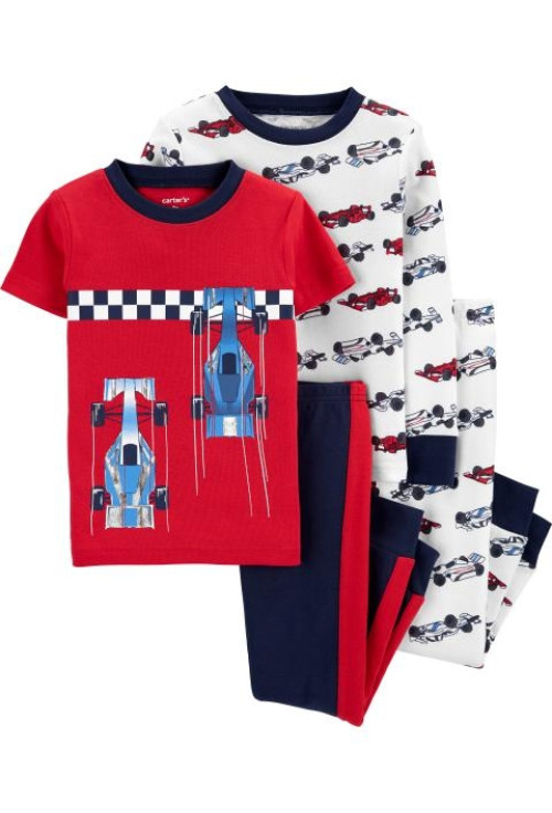 Carter's Set 2 pijamale Masini