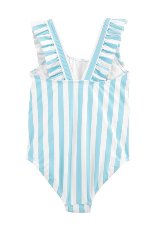 Carter's Costum de baie cu protectie solara si volanase