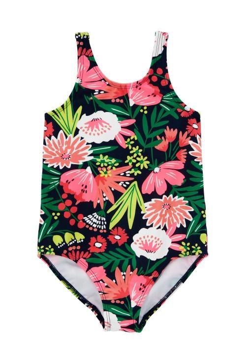 Carter's Costum de baie cu protectie solara Flori