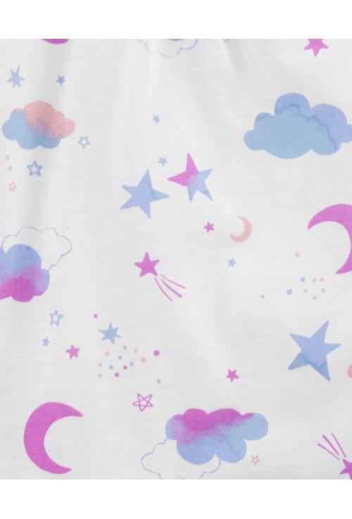 Carter's Pijama 3 piese Luna si stele