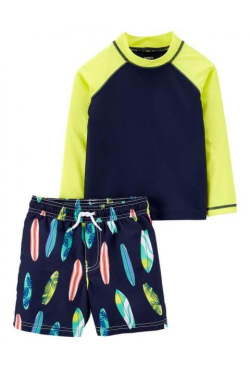 Carter's Costum de baie cu protectie solara Surf