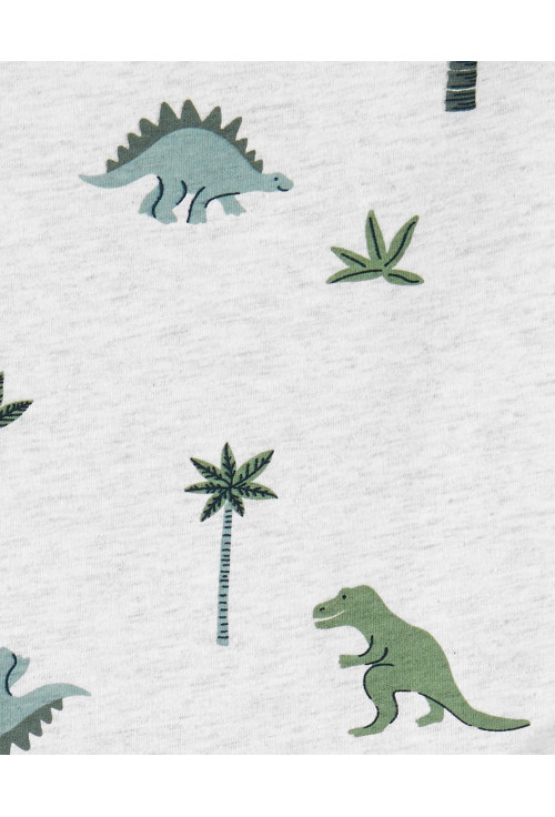 Carter's Set 2 piese maiou Dinozauri