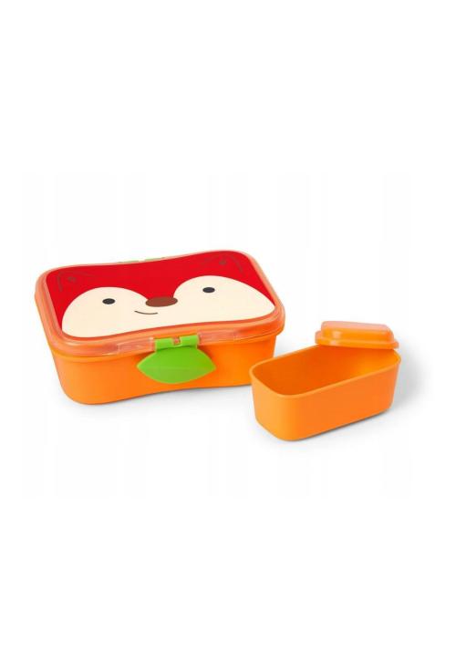 Skip Hop Kit pentru pranz Zoo – Vulpe