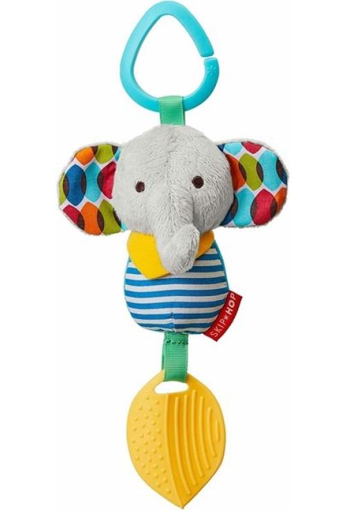 Skip Hop Jucarie pentru dentitie Elefant - Bandana Buddies