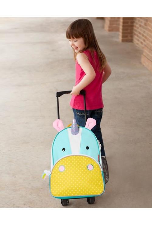 Skip Hop Ghiozdan Troller Zoo – Unicorn