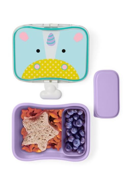Skip Hop Kit pentru pranz Zoo – Unicorn