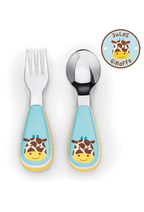 Skip Hop Set Tacamuri Zoo – Girafa