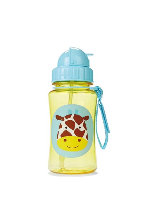 Skip Hop Sticla cu pai Zoo - Girafa