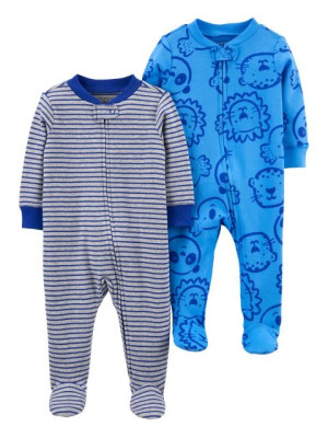 Carter's Set 2 pijamale Leu