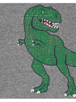 Carter's Tricou Dinozaur