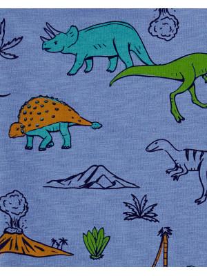 Carter's Tricou tip polo Dinozauri