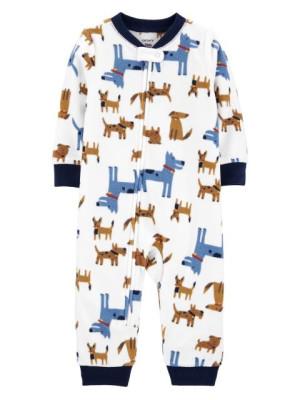 Carter's Pijama fleece Catei