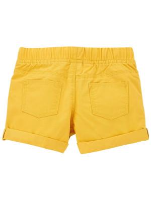 Carter's Pantaloni scurti Gold