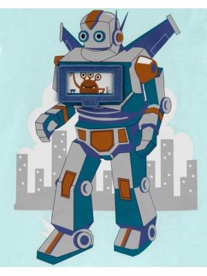 Carter's Tricou Robotel