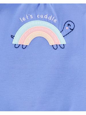 Carter's Pijama 3 piese Curcubeu