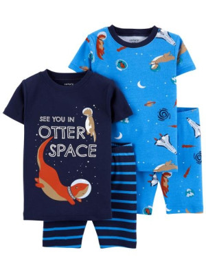 Carter's Set 2 pijamale Spatiu