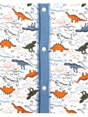 Carter's Pijama cu capse Dinozauri
