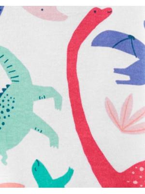 Carter's Pijama cu fermoar Dinozauri