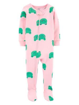 Carter's Pijama cu fermoar Broscuta