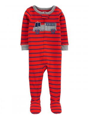 Carter's Pijama bebelus Masina de pompieri