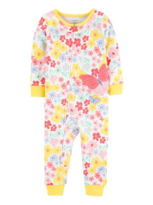 Carter's Pijama cu fermoar Fluture