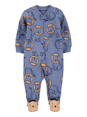 Carter's Pijama cu fermoar reversibil Leu