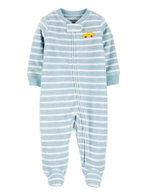 Carter's Pijama cu fermoar reversibil Masinuta