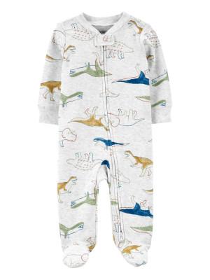 Carter's Pijama cu fermoar reversibil Dinozauri